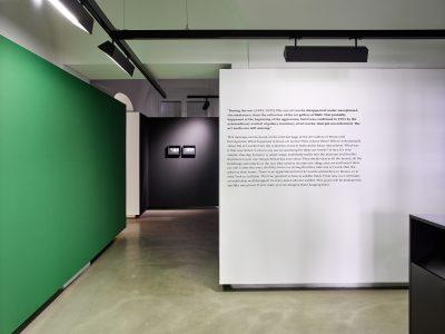 exhibtion view. photo: WEST. Fotostudio