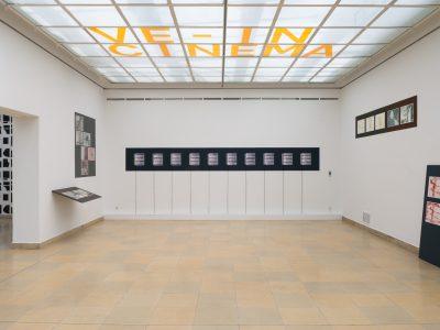 Ausstellungsansicht. Foto: Daniel Jarosch