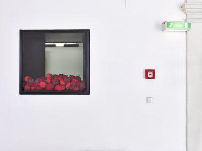 Ausstellungsansicht Foto: WEST. Fotostudio