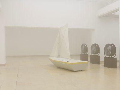 NICHTS, Tiroler Künstler*schaft, Kunstpavillon, Innsbruck, 2020(c) Alfredo Barsuglia und Bildrecht